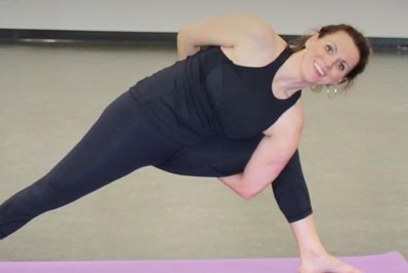 april yoga